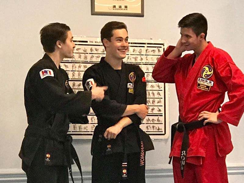 adult martial arts training in west raleigh