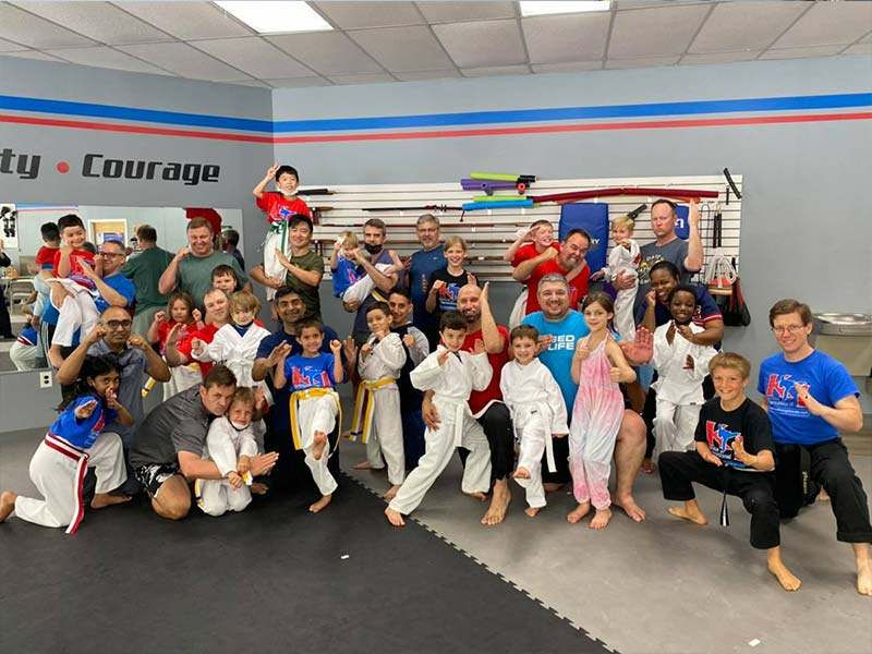 family martial arts classes in west raleigh