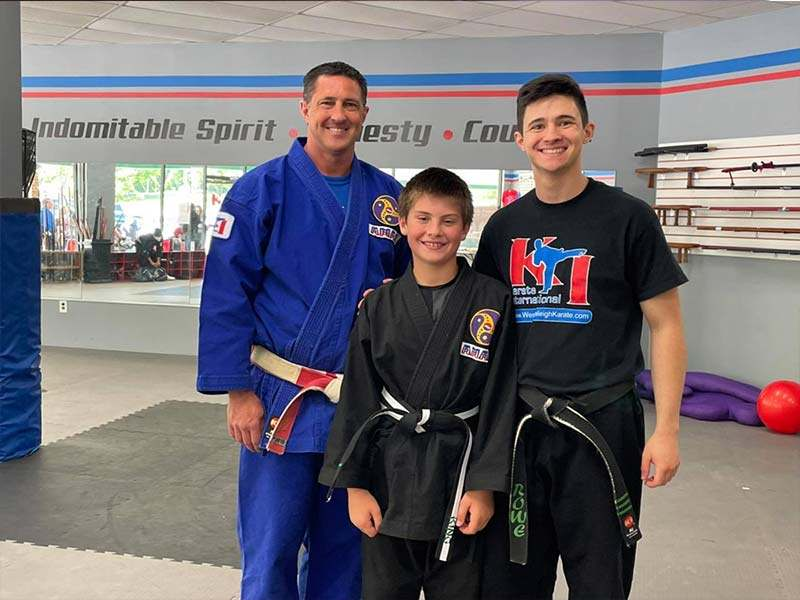 kids martial arts classes in west raleigh