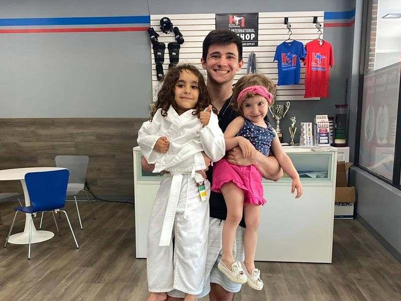 preschool martial arts training in west raleigh