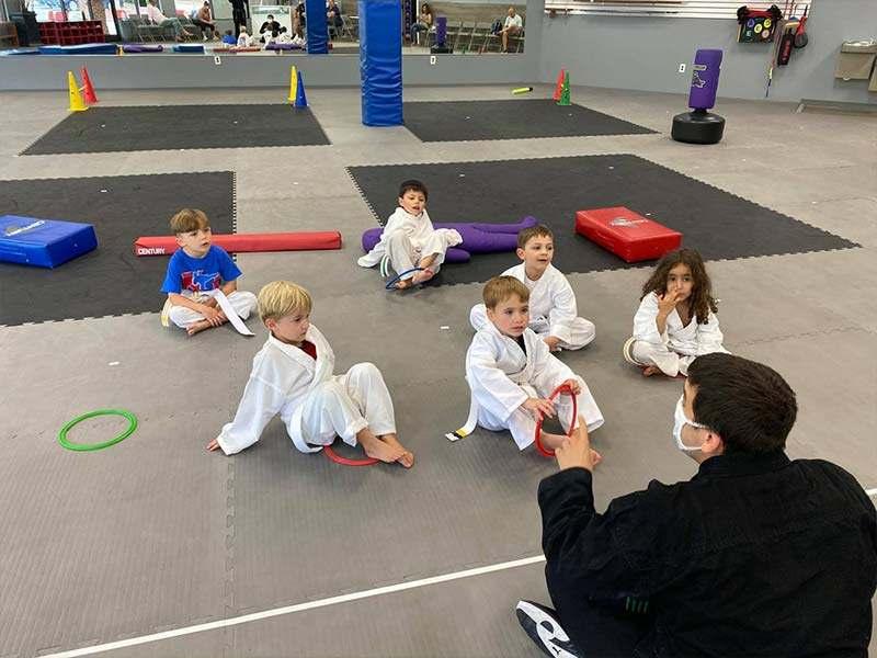 preschool martial arts classes in west raleigh
