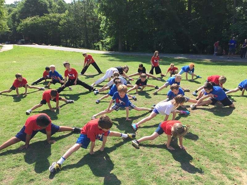 kids summer camp in west raleigh