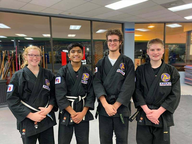 teen martial arts classes in west raleigh